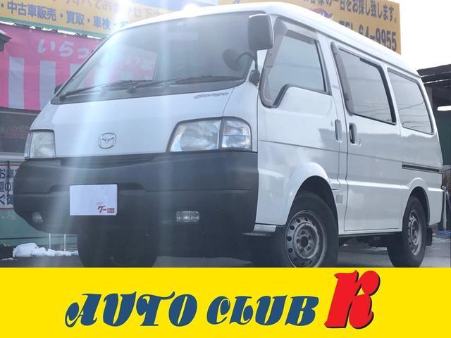 マツダ DX ハイルーフ 4WD 5速マニュアル 69,625キロ