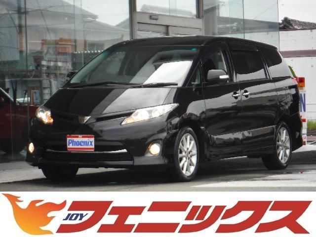 トヨタ 2.4アエラス Gエディション8型HDDフルセグナビ