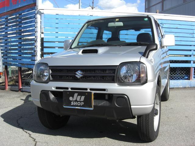 スズキ XG 4WD キーレス バイザー CD