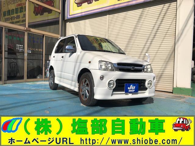 ダイハツ カスタム スターエディション 4WD キーレス ETC