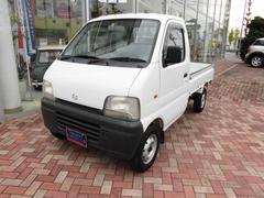 キャリイトラックKA 4WD  エアコン  Hi−Ro切替