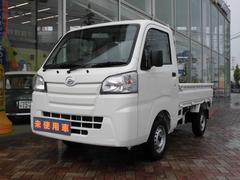 ハイゼットトラックスタンダード 4WD エアコン パワステ ABS エアバック