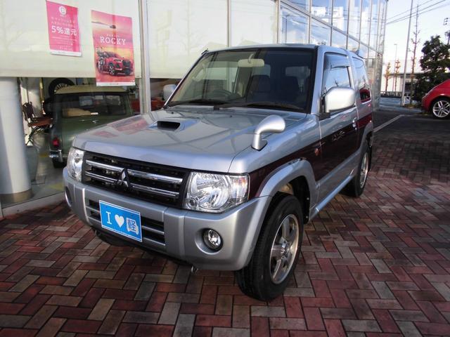 三菱 ナビエディションVR パートタイム4WD ターボ ETC