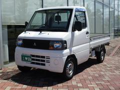 ミニキャブトラックVタイプ ワンオーナー 禁煙車 5MT 4WD パワステアリング