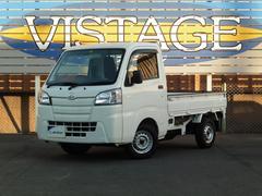 ハイゼットトラックスタンダード 農用スペシャル4WD ナビTV ロングラン保証