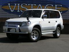 ランドクルーザープラドTXリミテッド 4WD ナビTV ロングラン保証