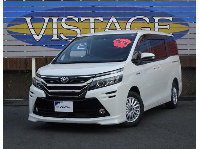 トヨタ HV V モデリスタエアロプリクラッシュ ロングラン保証