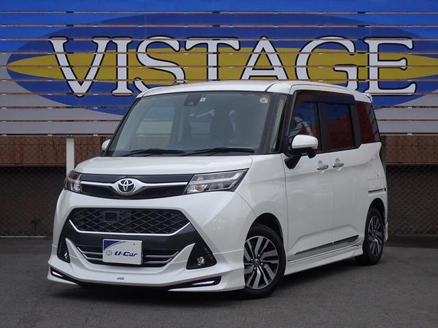 トヨタ カスタムG S SDナビTV フルエアロ ロングラン保証