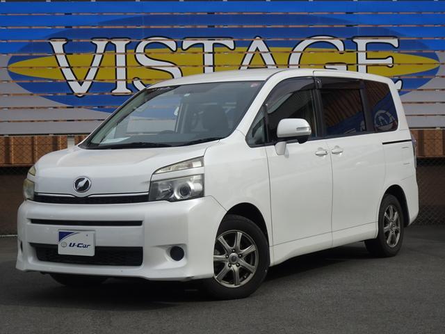 トヨタ X Lエディション SDナビ 両側電動スライドドア ETC HIDヘッドライト 7人乗り ロングラン保証