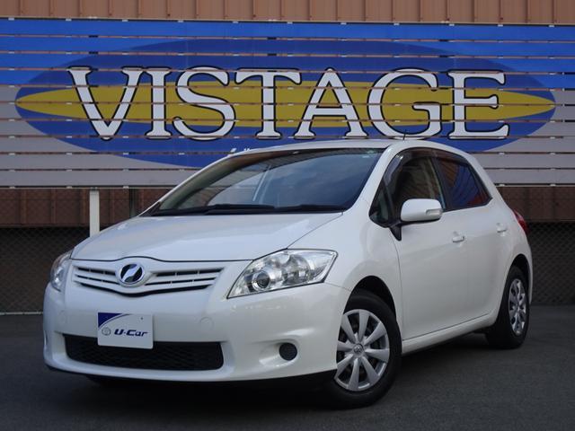トヨタ オーリス 150X Mパッケージ CD スマートキー HIDヘッドライト ロングラン保証