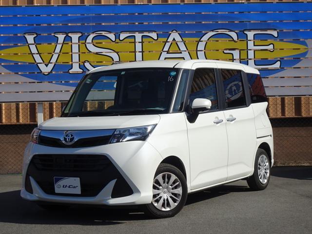 トヨタ タンク G ナビ 両側電動スライドドア シートヒーター パノラマビューモニター リアモニター