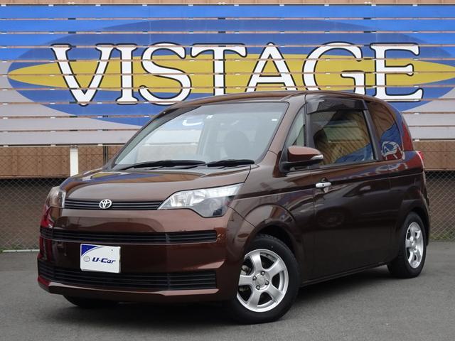 トヨタ スペイド G ナビ ETC スマートキー 片側電動スライドドア ロングラン保証