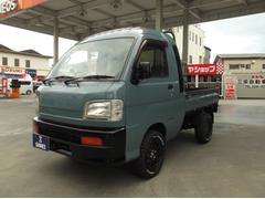 ハイゼットトラックジャンボ 4WD  エアコン パワステ 12インチアルミ