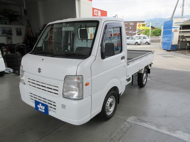スズキ FC 切替式4WD 5速マニュアル車 エアコン パワステ