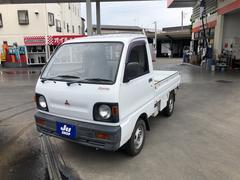 ミニキャブトラックTD 4WD 4速マニュアル車 三方開 走行50000Km台