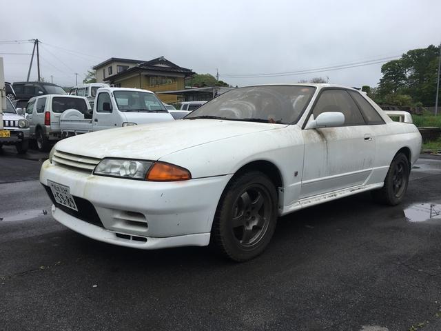日産 GT-R 4WD 5速MT 無改造車輛 純正ホイール有