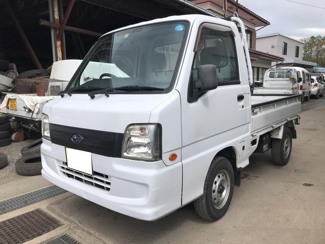 スバル TB 4WD AC MT 軽トラック