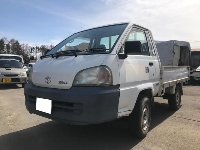「トヨタ」「ライトエーストラック」「トラック」「長野県」の中古車