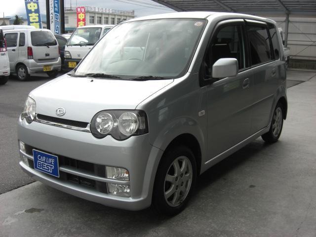 ダイハツ カスタム L Vセレクション 4WD キーレス CD
