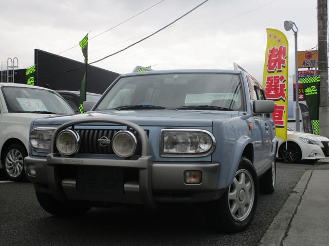 日産 タイプS 4WD ルーフレール フォグランプ ABS