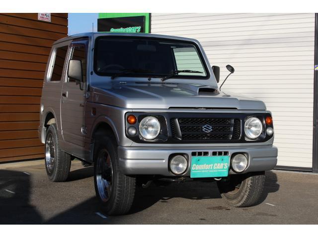スズキ ジムニー XLリミテッド 4WD ターボ オートマ ETC 16アルミ