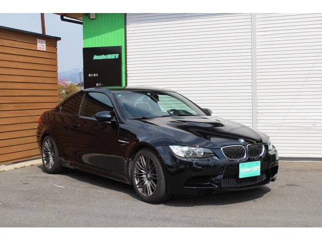 BMW M3クーペ 左ハンドル フライハイトマフラー カーボンルーフ