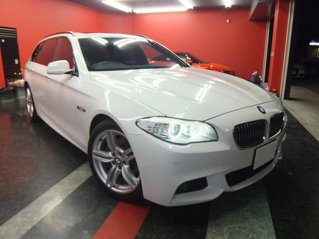 BMW 528iツーリング Mスポーツパッケージサンルーフ