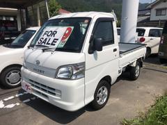 ハイゼットトラックエアコン・パワステ スペシャル 三方開 社外アルミ 4WD