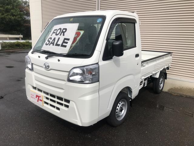ダイハツ 農用スペシャル 4WD 5MT 三方開 届出済未使用車