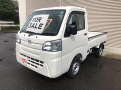 ハイゼットトラック農用スペシャル 4WD 5MT 三方開 届出済未使用車