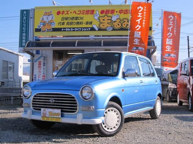 ダイハツ ジーノ バージョンアップ車 キーレス
