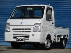 キャリイトラックFCHiLow切替式4WD5MTPS禁煙車タイミングチェーン