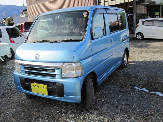 ホンダ L 4WD 5速マニュアル