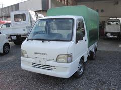 サンバートラックJA 4WD 5速マニュアル エアコン