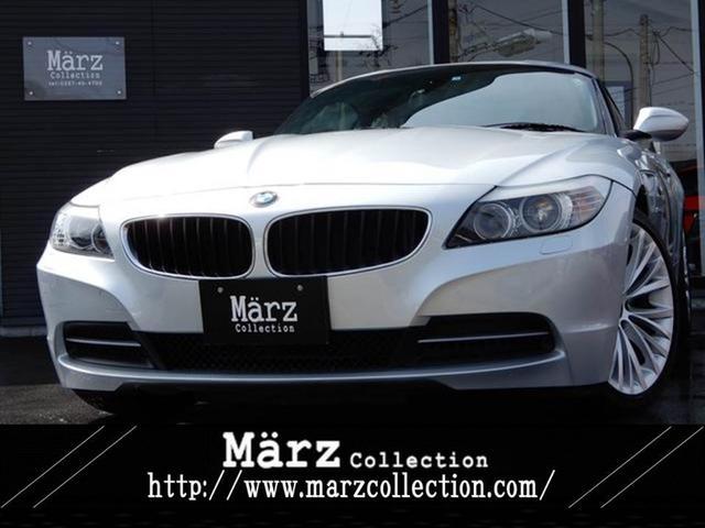 BMW sDrive23i 禁煙車 HDDナビ レザーシート アルミ