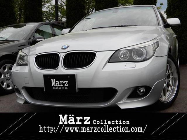 BMW 525i Mスポーツパッケージ サンルーフ BBSアルミ