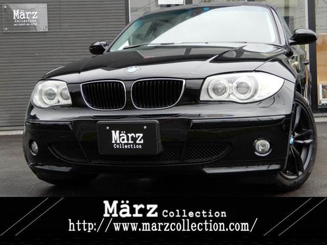 BMW 120i マットブラックホイール キセノン 禁煙車