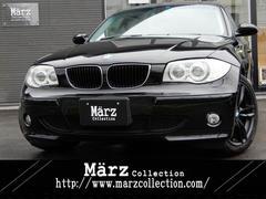 BMW120i マットブラックホイール キセノン 禁煙車