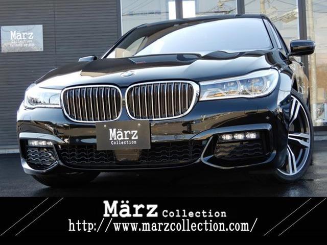 BMW 740i Mスポーツ オプション20インチAWワンオーナー