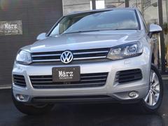 VW トゥアレグV6 ブルーモーションテクノロジー 4WD  禁煙車