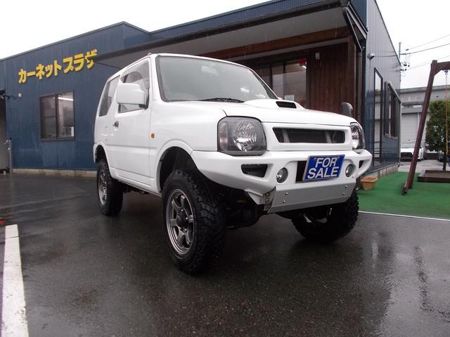 スズキ XG ターボ 4WD 5MT ナビ キーレス ETC アルミ