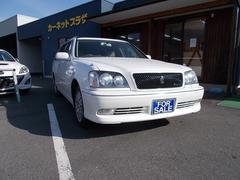 クラウンエステートアスリートFour 4WD 1オーナー ナビ CD カセット