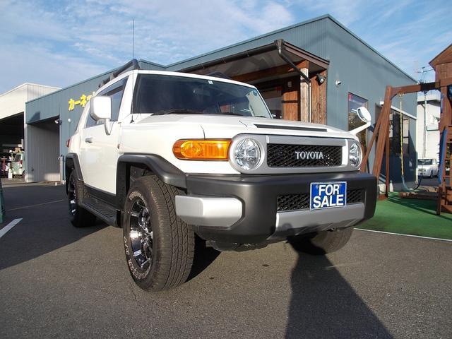 トヨタ オフロードパッケージ 4WD ナビ クルーズコントロール