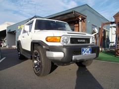 FJクルーザーオフロードパッケージ 4WD ナビ クルーズコントロール