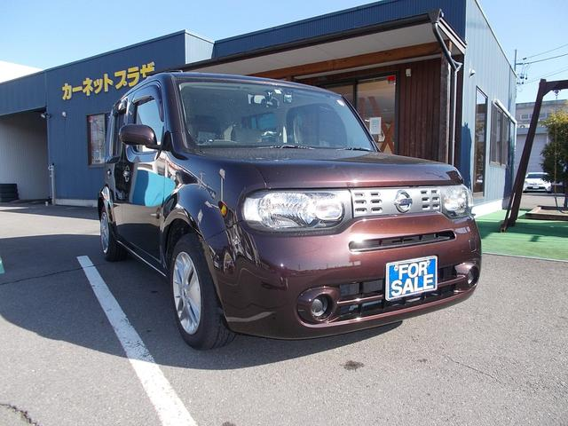 日産 15X 2WD コラムAT ナビTV スマートキー ETC