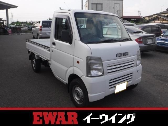 スズキ KCパワステ 4WD 5速マニュアル 検R3年7月まで