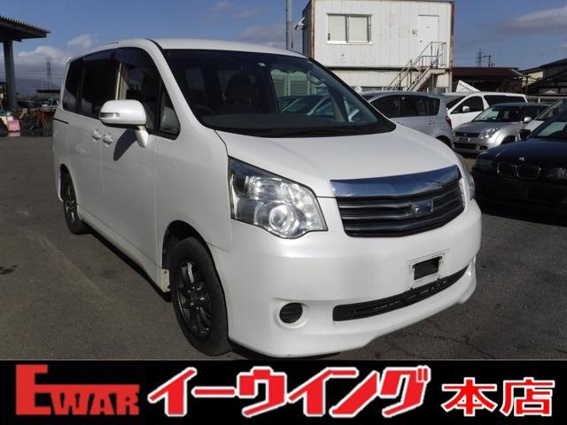 「トヨタ」「ノア」「ミニバン・ワンボックス」「長野県」の中古車