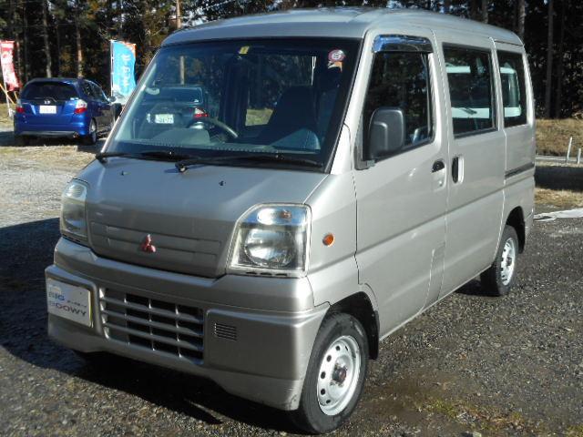 三菱 CD 4WD 5F ハイルーフ