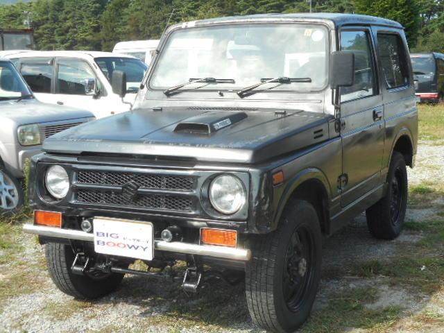 スズキ HA オートマ 4WDターボ