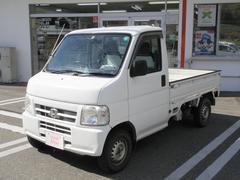 アクティトラックSDX 4WD 5速マニュアル パワステ 運転席エアバック